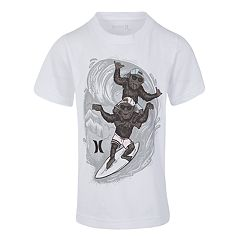 Boys 4-7 Double Trouble Surfing Monkey Graphic Tee