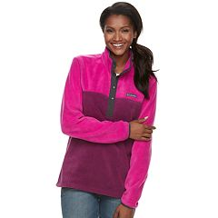 Women's Columbia Three Lakes Fleece Pullover Jacket