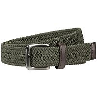 Men's Nike Stretch Woven Braided Belt