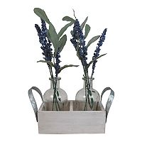 SONOMA Goods for Life™ Artificial Lavender Farmhouse Table Decor