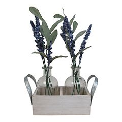 SONOMA Goods for Life™ Artificial Lavender Farmhouse Table Decor