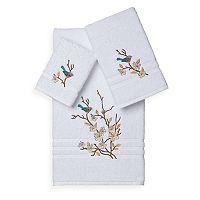 Linum Home Textiles Spring Time 3 pc Embellished Bath Towel Set