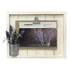 SONOMA Goods for Life™ Rustic Farmhouse 4' x 6' Photo Clip Frame