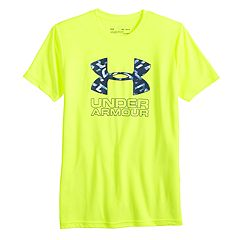 Boys 8-20 Under Armour Print-Fill Logo Tee