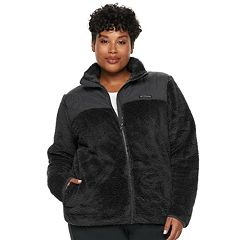 Plus Size Columbia Havenwood Fleece Jacket