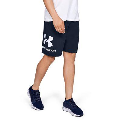 Men's Under Armour Sportstyle Cotton Graphic Shorts