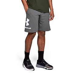 Men's Under Armour Sportstyle Cotton Graphic Shorts