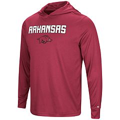Men's Campus Heritage Arkansas Razorbacks Hooded Tee