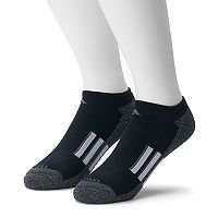 Men's adidas 2-pack Climalite Cushioned Traxion No-Show Socks