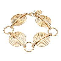 Dana Buchman Circle Link Bracelet