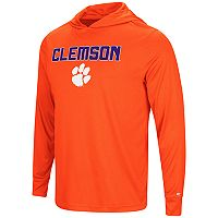 Men's Campus Heritage Clemson Tigers Hooded Tee