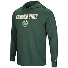 Men's Campus Heritage Colorado State Rams Hooded Tee