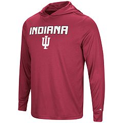 Men's Campus Heritage Indiana Hoosiers Hooded Tee