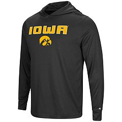 Men's Campus Heritage Iowa Hawkeyes Hooded Tee