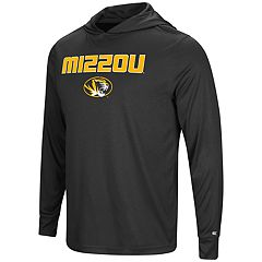 Men's Campus Heritage Missouri Tigers Hooded Tee