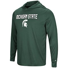 Men's Campus Heritage Michigan State Spartans Hooded Tee