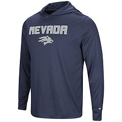 Men's Campus Heritage Nevada Wolf Pack Hooded Tee