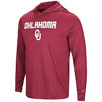Men's Campus Heritage Oklahoma Sooners Hooded Tee