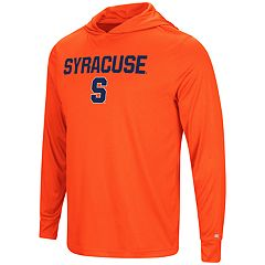Men's Campus Heritage Syracuse Orange Hooded Tee