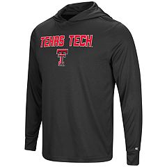 Men's Campus Heritage Texas Tech Red Raiders Hooded Tee