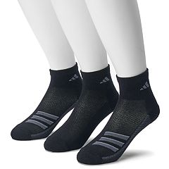 Men's adidas 3-pack Climacool Superlite Quarter Socks