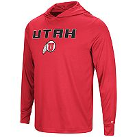 Men's Campus Heritage Utah Utes Hooded Tee