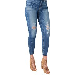 Junior's DENIZEN from Levi's® High-Waist Ankle Jeggings