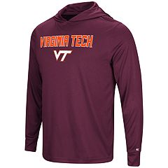 Men's Campus Heritage Virginia Tech Hokies Hooded Tee