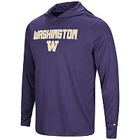 Men's Campus Heritage Washington Huskies Hooded Tee