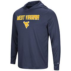 Men's Campus Heritage West Virginia Mountaineers Hooded Tee