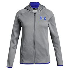 Girls 7-16 Under Armour Fleece Full Zip Hoodie