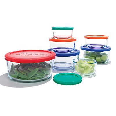 Pyrex 14-pc. Storage Set