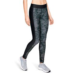 Women's Under Armour HeatGear Printed Mid-Rise Leggings