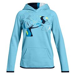 Girls 7-16 Under Armour Fleece Logo Hoodie