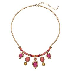 Napier Geometric Necklace