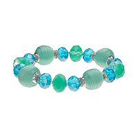 Napier Beaded Stretch Bracelet