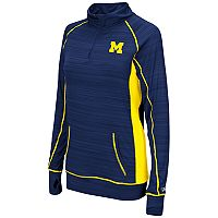 Women's Campus Heritage Michigan Wolverines Apothecary Pullover