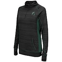 Women's Campus Heritage Michigan State Spartans Apothecary Pullover