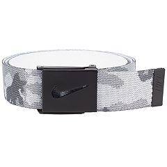 Men's Nike Golf Camo Single Web Belt
