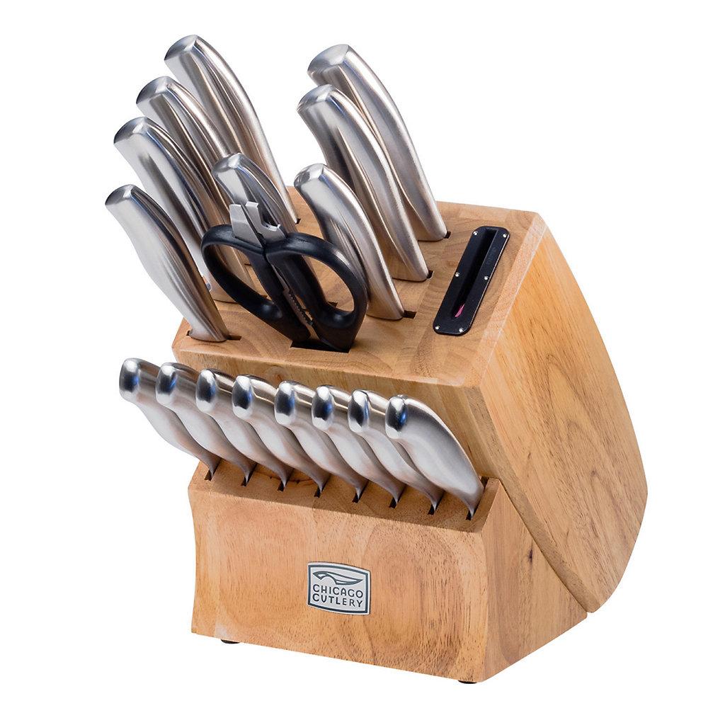 Chicago Cutlery Insignia 18-pc. Cutlery Set