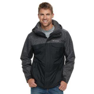 Men's Columbia Timberline Triple Interchange Jacket
