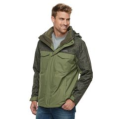 Men's Columbia Timberline Triple Interchange Jacket