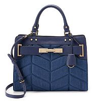 Jennifer Lopez Lola Triple-Entry Satchel