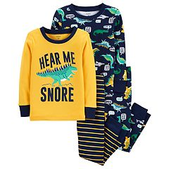Baby Boy Carter's Dinosaur Tops & Bottoms Pajama Set