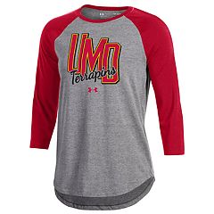 Women's Under Armour Maryland Terrapins Favorites Baseball Tee