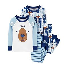 Baby Boy Carter's Polar Bear Tops & Bottoms Pajama Set