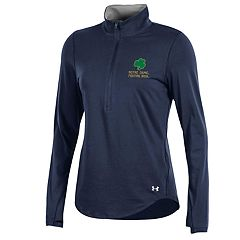 Women's Under Armour Notre Dame Fighting Irish Charged Pullover