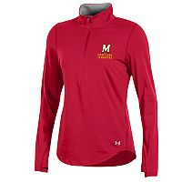 Women's Under Armour Maryland Terrapins Charged Pullover