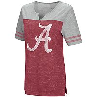 Women's Campus Heritage Alabama Crimson Tide On The Break Tee