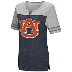 Women's Campus Heritage Auburn Tigers On The Break Tee